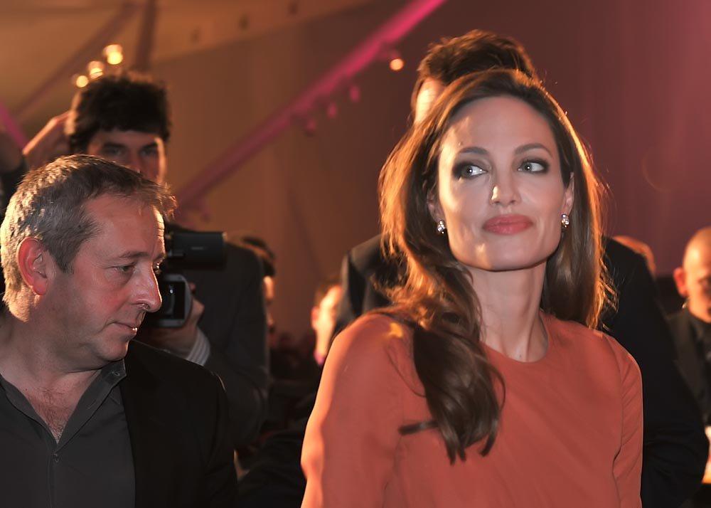 Angelina Jolie u Zagrebu