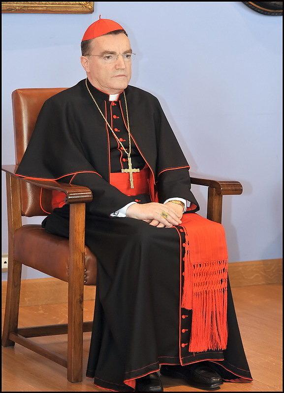 Počasni doktorat-JOSIP CARDINALEM BOZANIĆ